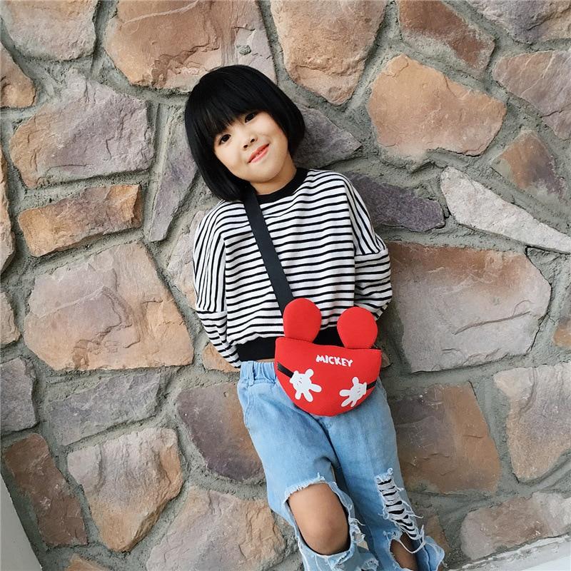 Crossbody-taschen Haben Sie Einen Fragenden Verstand Nette Maus Kopf Form Mädchen Jungen Cartoon Einzigen Schulter Taschen Kinder Baby Mini Umhängetasche Bolsas Sparen Sie 50-70% Gepäck & Taschen