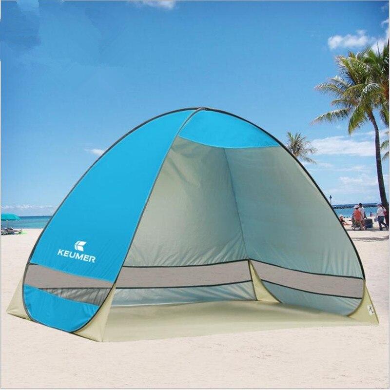1.0 كيلوجرام المحمولة شاطئ خيمة الشمس - التخييم والتنزه