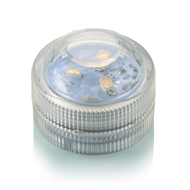 20 komada / Lot Vodootporan LED Tea svjetlo svijeće s daljinskim - Rasvjeta za odmor - Foto 6
