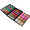 2016 New Cosmetic Eyeshadow Lip Gloss Make Up Palette 96 Color Shimmer Eyeshadow Blush Face Powder Makeup Set Kit