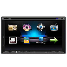 G1 Excessive High quality 6.95inch Double 2DIN In Sprint GPS Navi Automobile DVD Participant Bluetooth Auto Stereo Radio 6920 Automobile-styling Equipment