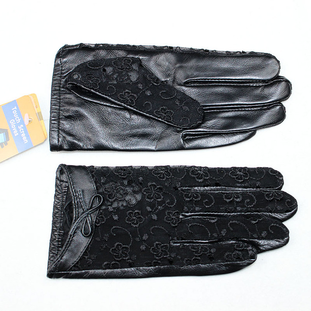 Lace Touch Screen Gloves...