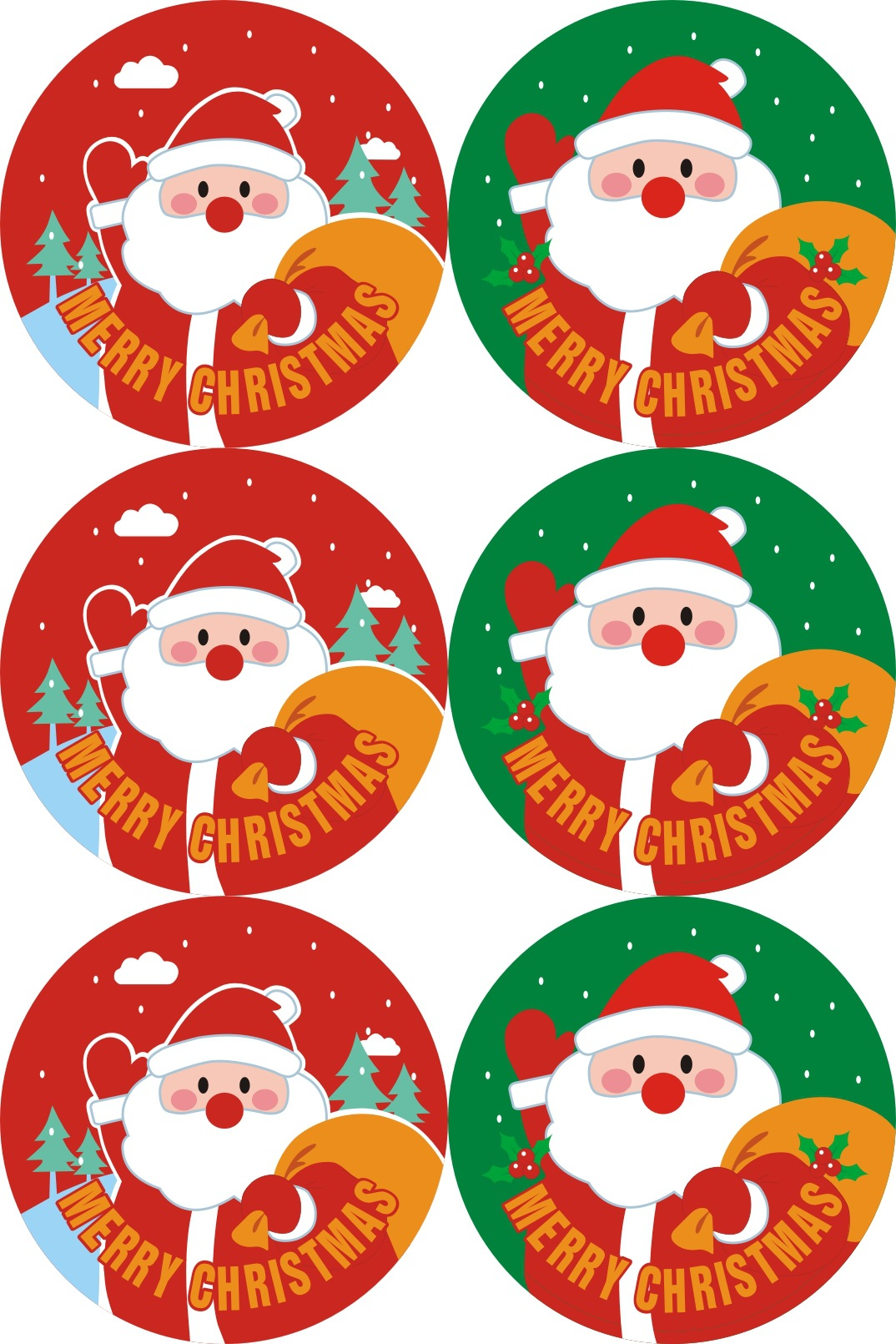 Compare Prices on Santa Gift Labels- Online Shopping/Buy Low Price ...