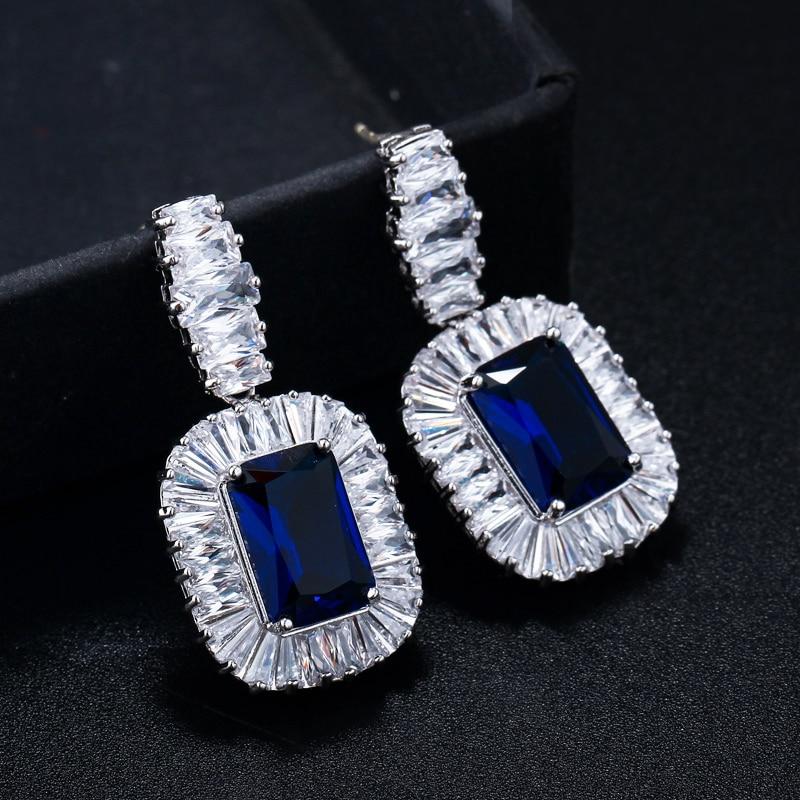 big square drop earrings 2