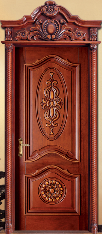 Online buy wholesale wood glass entry doors from china for Good quality interior doors