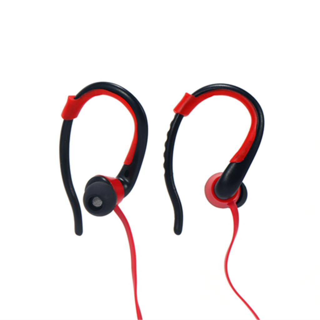 Bluetooth Headphones, Wireless Sports Earphones w/ Mic Sweatproof HD Stereo Earbuds for Gym Running Noise Cancelling Headsets