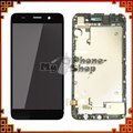 "Black/White/Gold LCD 5.0"" For Huawei Honor 4A Y6 LCD Display with Touch Screen Digitizer Replacement + Frame Free Shipping"