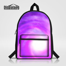Dispalang Galaxy Laptop Backpacks for Women Men Universe Space College  Students Brand Backpack Children School Bags 630a20c42ded4