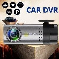 KROAK 1080P Mini WIFI Car DVR Camera Dashcam Video Recorder Digital Registrar Camcorder APP Monitor Wireless