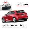 JIAYITIAN Trunk Handle cámara para Audi A3 Sportback S3 RS3 MQB 8V MK3 2012 ~ 2019 cámara de respaldo HD cámara CCD de aparcamiento reverso