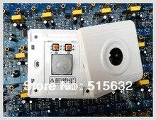 free shipping new version PIR Light Switch Sensor Body Moving Detector Motion Sensing Lighting Switching