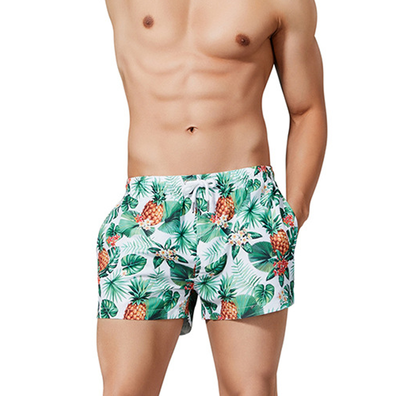 Small Size Popular Fashion Shorts Quick Drying Beach Shorts Men Homewear Pants Casual Outdoor Sports Shorts Male Sleep Bottoms