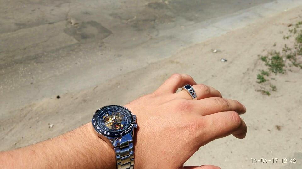 HTB1HCaIXeuSBuNjSsplq6ze8pXae Forsining Transparent Case Open Work Silver Stainless Steel Mechanical Skeleton Sport Wrist Watch Men Top Brand Luxury Men Clock