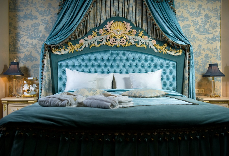 Laeacco Boudoir Bed Curtain Lamp Luxury Portrait Photography Backgrounds Customized Photographic Backdrops For Photo Studio Good For Antipyretic And Throat Soother Photo Studio Background