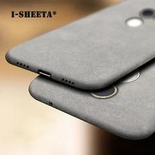 Чехол I-sheeta для телефона Xiaomi Mi Mix 2 S, чехол Mi MIX 2 S, мягкий песчаник, Матовый ТПУ силиконовый чехол для Xiaomi Mi MIX 2 S, Fundas Capa
