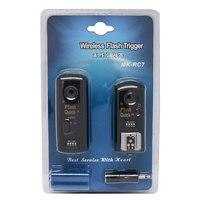 Mcoplus RC7-S1 Remote Speedlite Flash Trigger Transceivers for Sony Alpha:A100 / A200etc. Minolta Dynax:7D /5D /9etc.