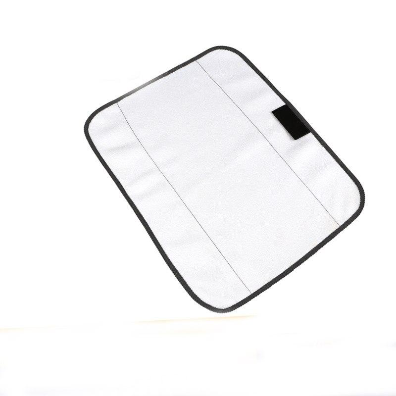 Ecombird Microfiber 1pcs Pro-Clean Dry Dweeping Mopping Cloths for Robot  irobot Braava Minit 4200 5200 5200C 380 380t