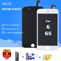 Aliexpress Hot Sale For Iphone 6 6s Lcd Screen Display 4 7 Pantalla With Touch Digitizer