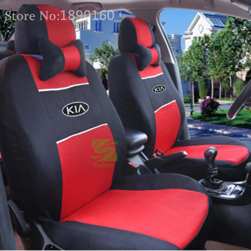 universal car seat cover for kia k2k3k5 kia cerato sportage optima maxima carnival car. Black Bedroom Furniture Sets. Home Design Ideas