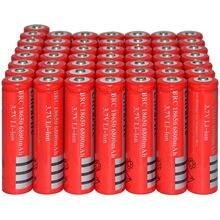 18650 3.7 v 6800 mah Bateria Recarregável Para Lanterna LED Torch Novo