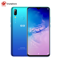 Elephone A6 Max MT6762 Octa Core Cell Phone HD+Screen 6.53 Inch Android 9.0 Smartphone 4GB RAM 64GB ROM 20MP 4G LTE Mobile Phone