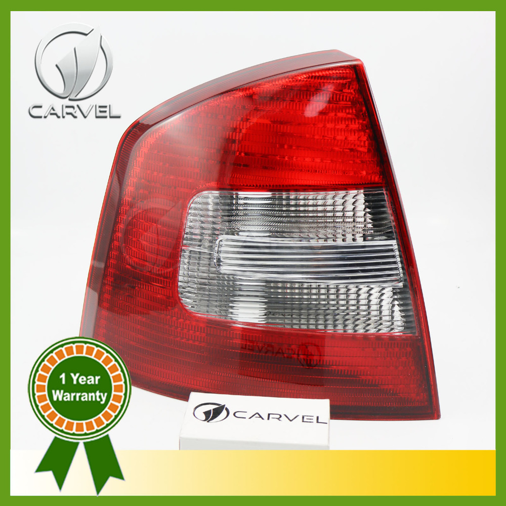 Free Shipping For Skoda Octavia Sedan A6 2009 2010 2011 2012 2013 Left Side Rear Lamp Tail Light free shipping for skoda octavia sedan a5 2005 2006 2007 2008 right side rear lamp tail light