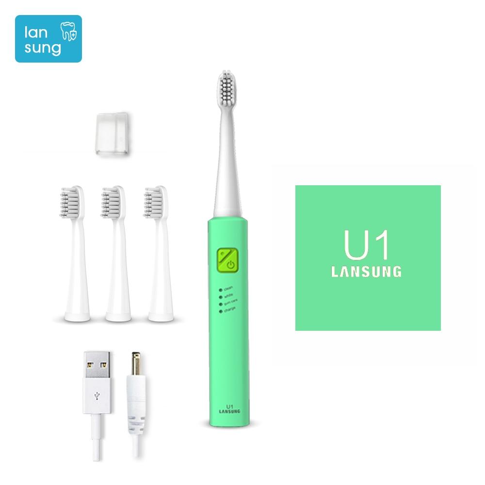 Enfants électrique brosses à dents sonic brosse à dents électrique brosse à dents Électrique Rechargeable Brosse À Dents électronique brosse dents 5