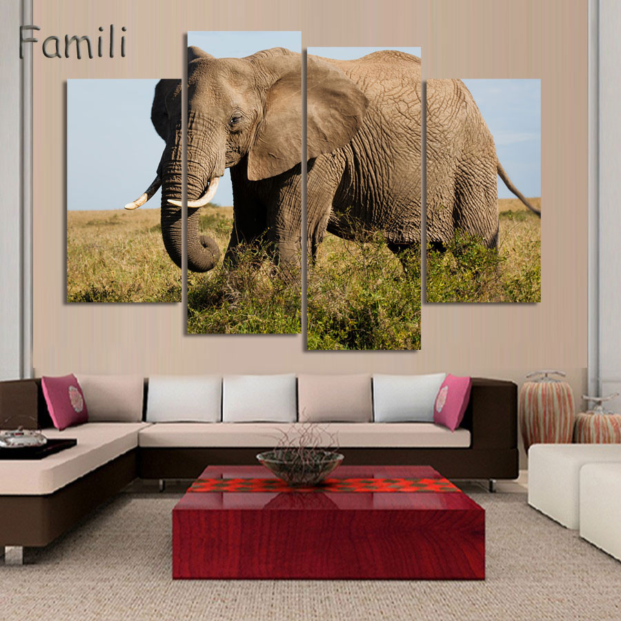 Elephant Living Room | Living Room