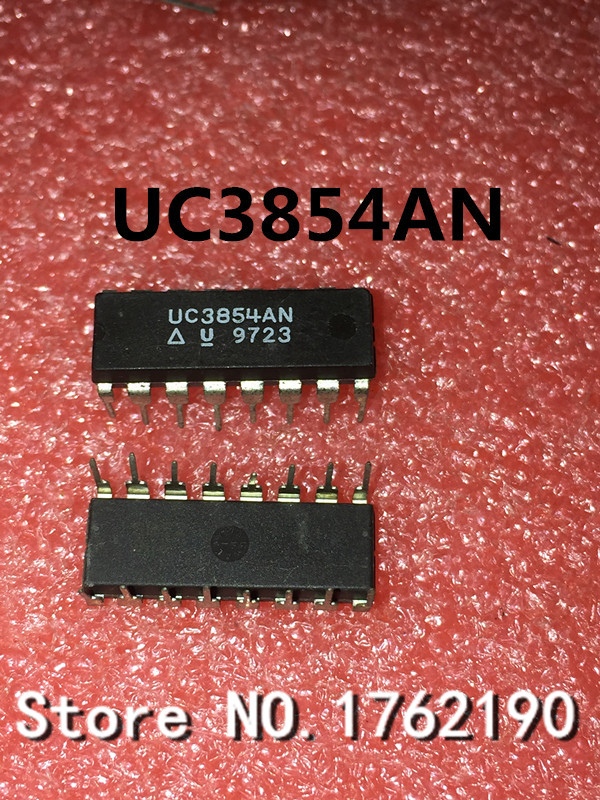 5PCSLOT UC3854N UC3854AN DIP-16 New Power Factor Correction IC