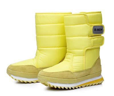 2014-new-Boots-high-leg-boots-platform-women-snow-shoes-waterproof-boots-snow-boots-Hot-sale (8)