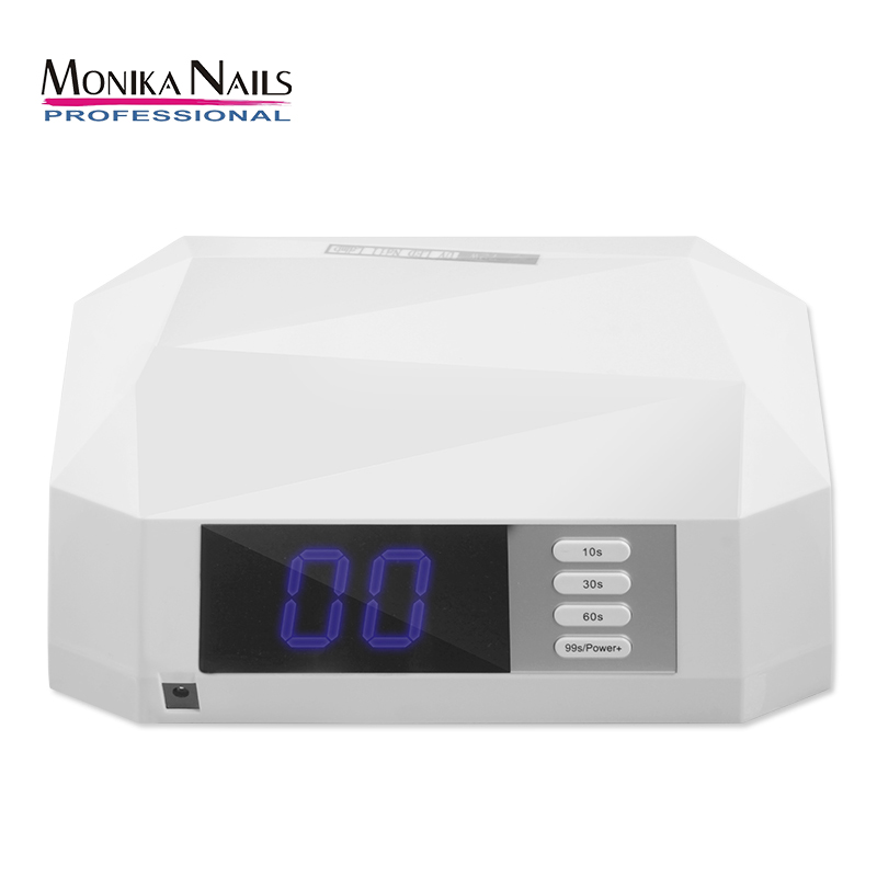 Monika Nails 72W UV Nail Dryer Quick Drying LED Gel Nail Polish With Two Hands Curing Lamps Auto Nail Light with SensorMonika Nails 72W UV Nail Dryer Quick Drying LED Gel Nail Polish With Two Hands Curing Lamps Auto Nail Light with Sensor