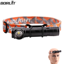 Robuit T6 LED Headlight Powerful USB rechargeable 18650 Headlamp Magnetic lamp Portable Lanterna Zoomable Torch Lamp Camping 30w 2400lm xml t6 led rechargeable zoomable flood light 18650 portable spot lamp lampe led camping work light linterna lanterna