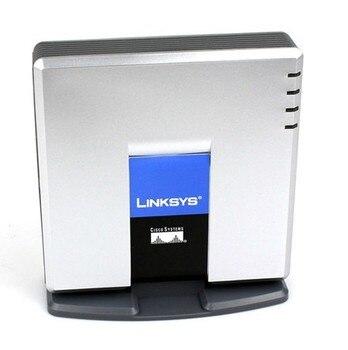 5pcs/lot good quality Unlocked Linksys SPA3000 Phone Adapter VoIP Gateway