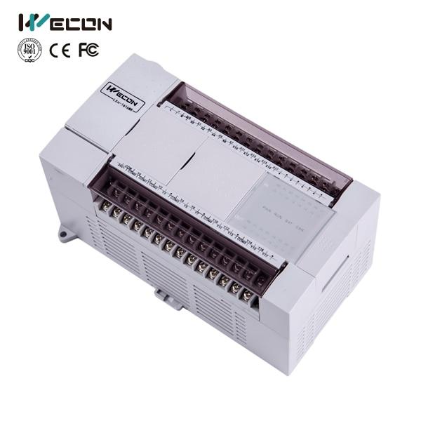 Wecon 32 points plc dcs automation system (LX3V-1616MR-D) wecon 60 points plc support rtu modem lx3vp 3624mr2h a