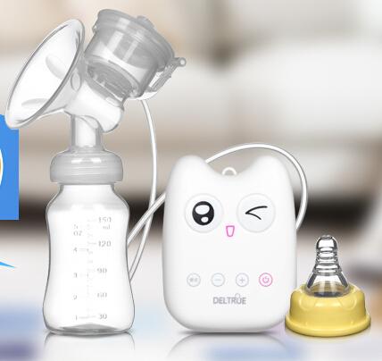 USB inteligente sacaleches eléctrico bebé LIBRE de BPA de lactancia Después del Parto retoños de la leche Materna extractor de leche Individual