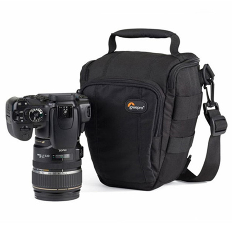 Promotion Sales Genuine Lowepro Toploader Zoom 50 AW High quality Digital SLR camera Shoulder bag With waterproof cover сумка lowepro toploader zoom 55 aw ii black 82340