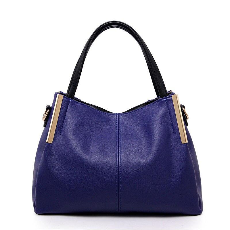 2017 Fashion Women Shoulder bags ladies Luxury Brand Handbag Bolsa Feminina Classic casual pu leather shoulder Messenger bags