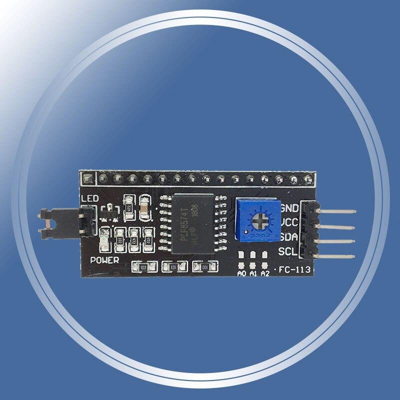 Адаптер для ЖК-экрана Arduino 1602 2004 LCD 1602