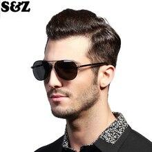 Aluminum Magnesium Polarized Sunglasses Men Polarizing Mirror Sun glasses Male Fishing Oversize Retro Sports Eyewear 3 Colors