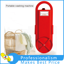 Home Mini Washing Machine 350W Compact Washing Machine 5 Minute Washing Cycle Bucket Use Handy Washing