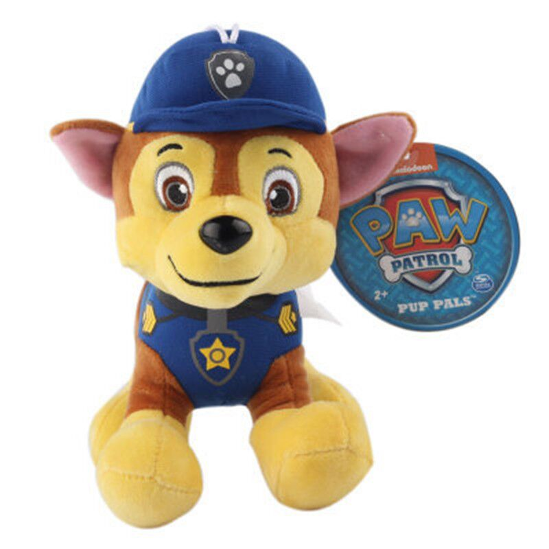 New Cute Paw Patrol Dog Anime Puppy Stuffed Doll  Plush Toys For Children Gifts