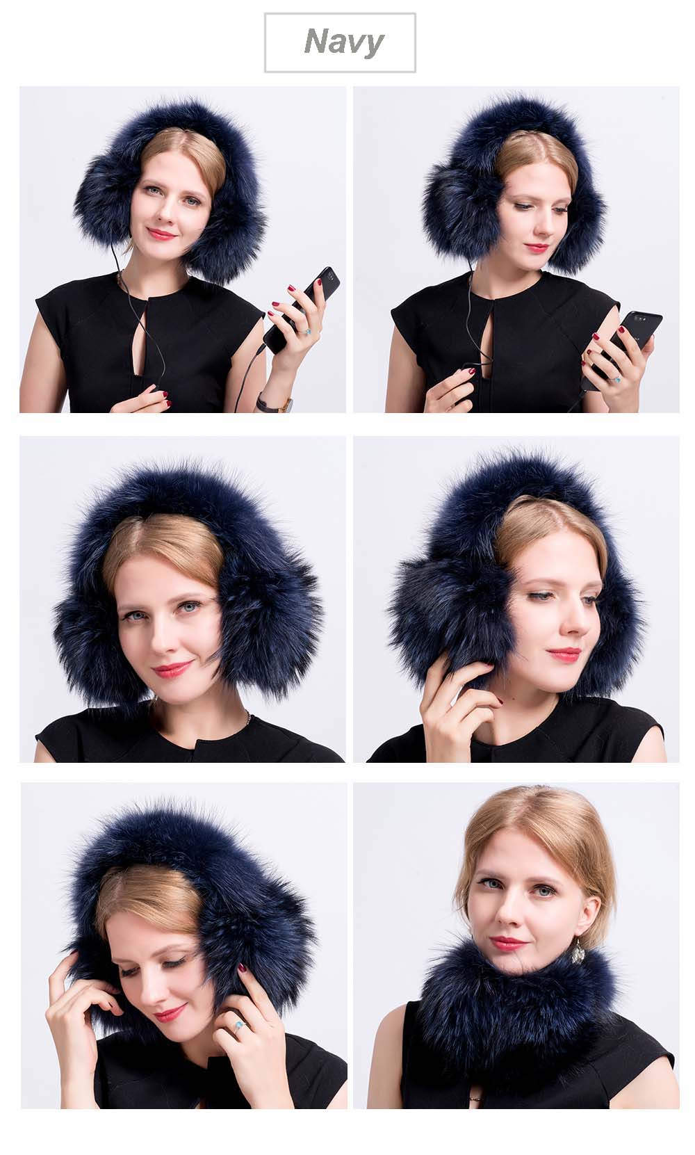 fox fur earmuff color 4