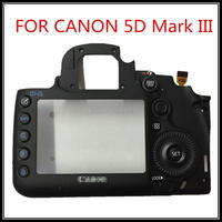 100% New original For Canon shell FOR EOS 5D3 EOS 5D MARK III 5DIII back cover shell back button group