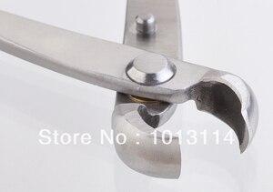 Image 4 - 175 Mm Knop Cutter Concave Edge Cutter Standaard Kwaliteit Niveau 3Cr13 Rvs Bonsai Gereedschap Gemaakt Door Tianbonsai Bedrijf