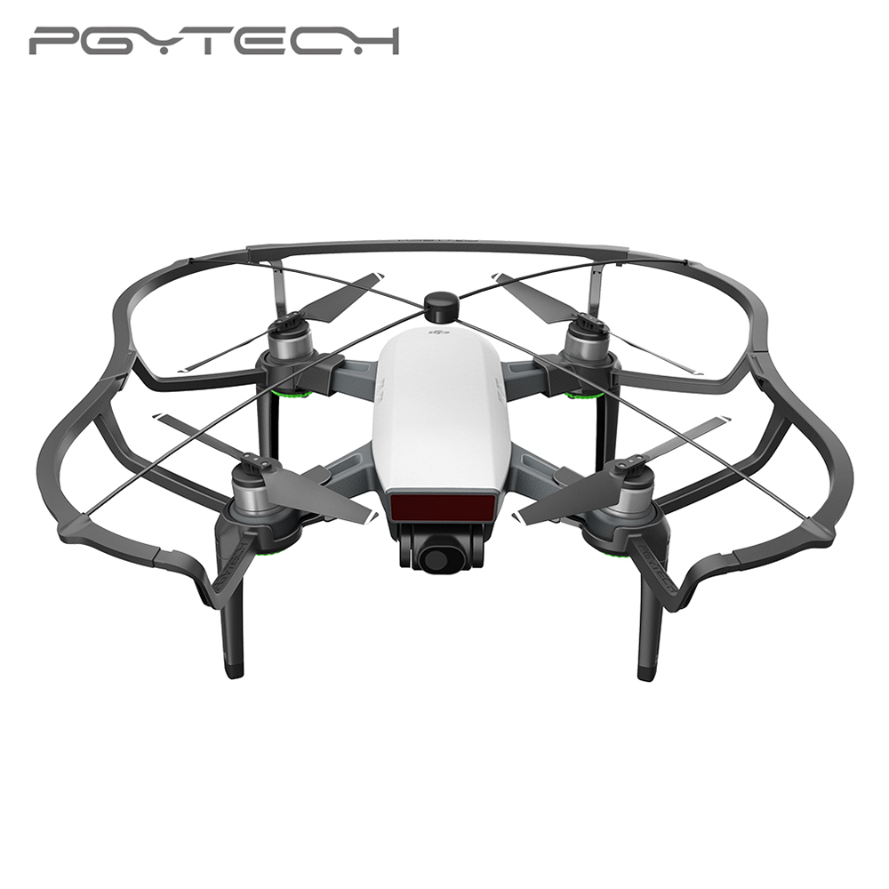 PGYTECH New Arrival Propeller Guard & Riser Kit for DJI SPARK Drone Accessories With PC&ABS Material new dji top