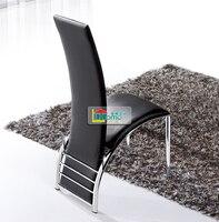 Мода высокой спинкой контракт и современный Черный и белый цвета стулья. Стул C80 кожаное кресло