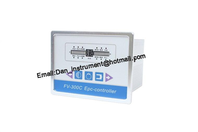 FV -300C web guide controller , Photoelectric Error controller photoelectric error controller photoelectric deviation rectification controller epc d12