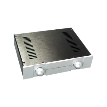 width 320* high 70* deep 248mm Mini DIY all aluminum chassis power supply amp  player DAC amplifier chassis housing