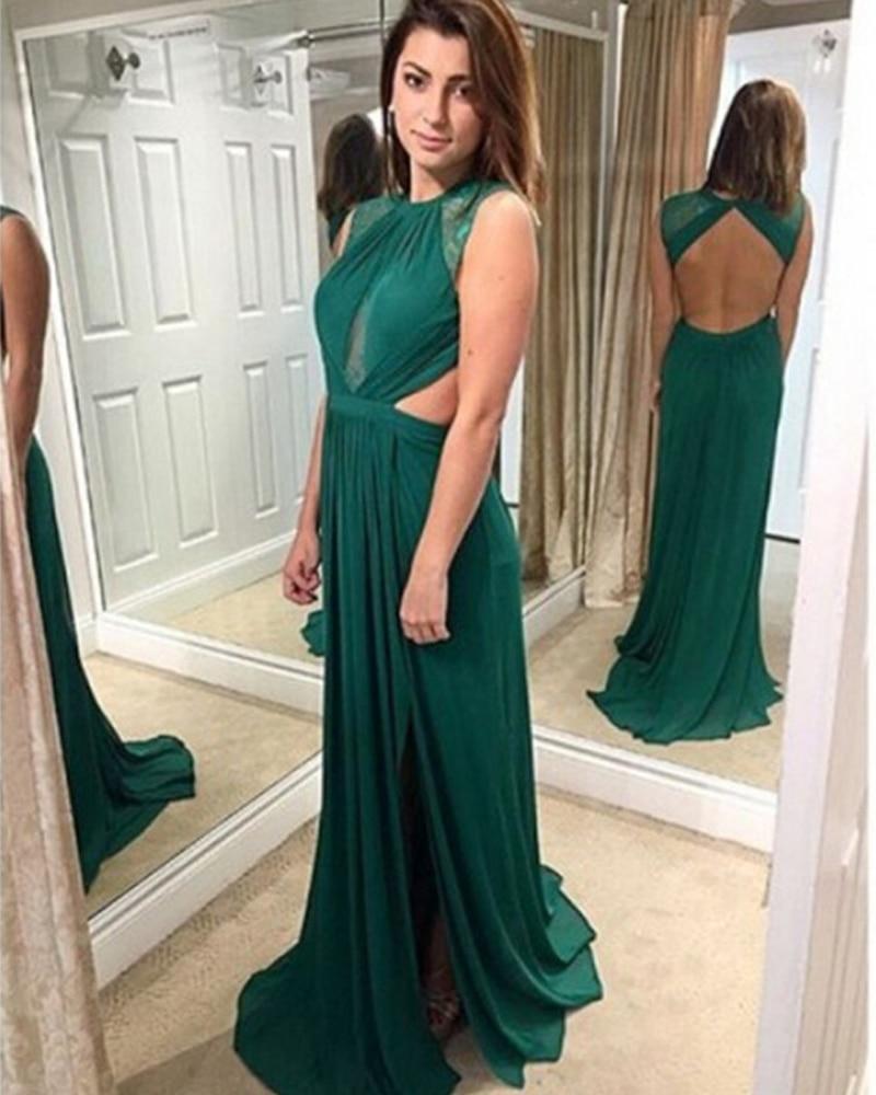 Dark green prom dress online shopping-the world largest dark green ...