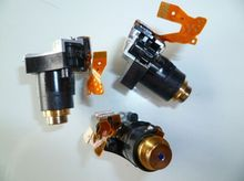 렌즈 초음파 모터/렌즈 시작 엔진 Canon For Powershot SX1 S2 S3 S5 SX10 SX20 SX30 카메라 (무료 배송)